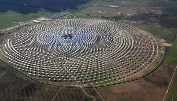 На Днепропетровщине запустили третью очередь уникальной солнечной электростанции фото, иллюстрация
