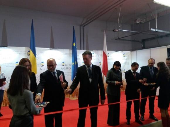 Во Львове открылась выставка EuroAGRO фото, иллюстрация