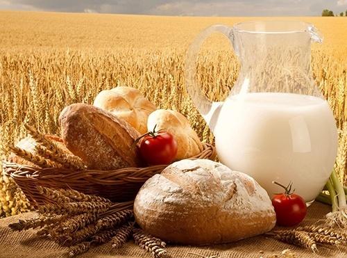 В Україні подорожчають хліб та молоко фото, ілюстрація