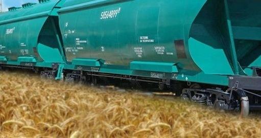 В России запустили скоростной зерновой экспресс фото, иллюстрация