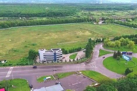 ВОЛИЦЯ-АГРО побудує елеватор в індустріальному парку Біла Церква фото, ілюстрація