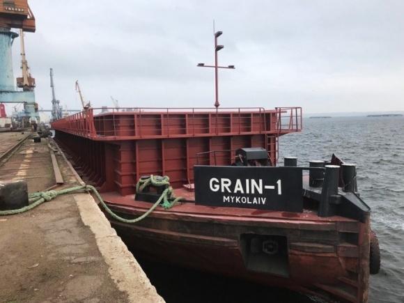 Компанія з Миколаєва побудує 8 барж для перевезень зерна по Дніпру фото, ілюстрація