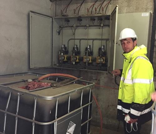 Найбільший в Європі проект із захисту зерна впроваджено на елеваторах «Укрлендфармінг» фото, ілюстрація