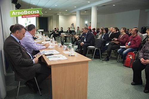 «АгроВесна 2019» порадує аграріїв насиченою бізнес-програмою і не тільки фото, ілюстрація