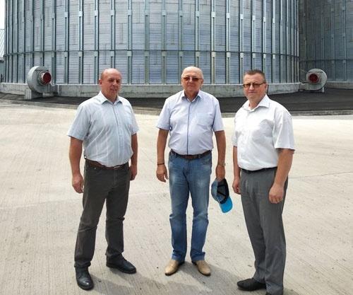 В Хмельницкой области запустят новый элеватор фото, иллюстрация