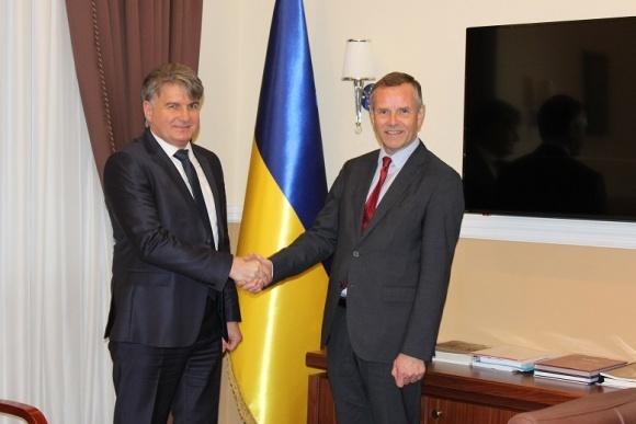 Госгеонедра открыла доступ к карте минеральных ресурсов Украины фото, иллюстрация