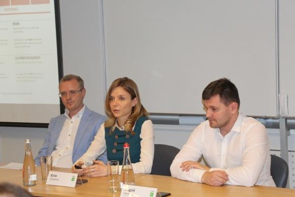Юлия Порошенко и топ-менеджеры «МХП» поделились подробностями конкурса стартапов фото, иллюстрация