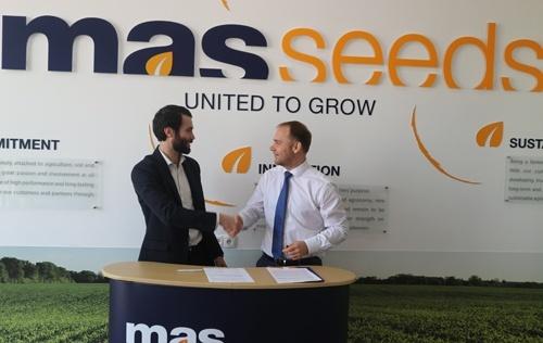 MAS Seeds інвестує в інноваційну цифрову платформу TARANIS фото, ілюстрація