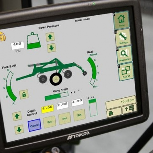 Agritechnica-2019: Great Plains представила новую технологию Implement Command фото, иллюстрация