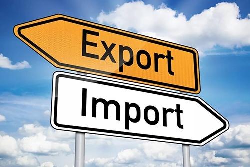 В Україні зростання експорту товарів випередило імпорт фото, ілюстрація