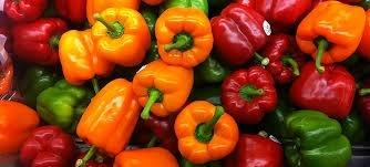 По темпам прироста среди овощных культур лидирует сладкий перец фото, иллюстрация