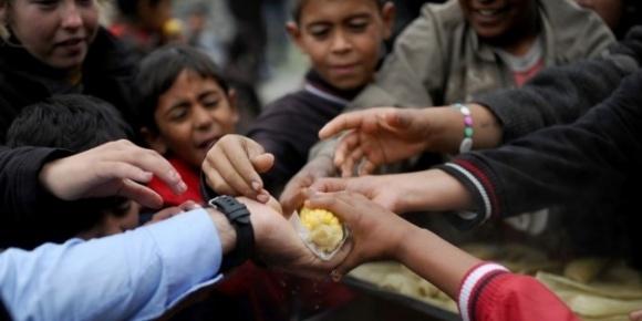 Індія на карантині почала безкоштовно роздавати продовольство з резервів фото, ілюстрація