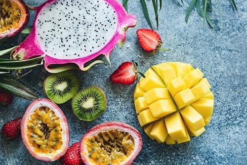 Украина увеличивает импорт экзотических фруктов фото, иллюстрация