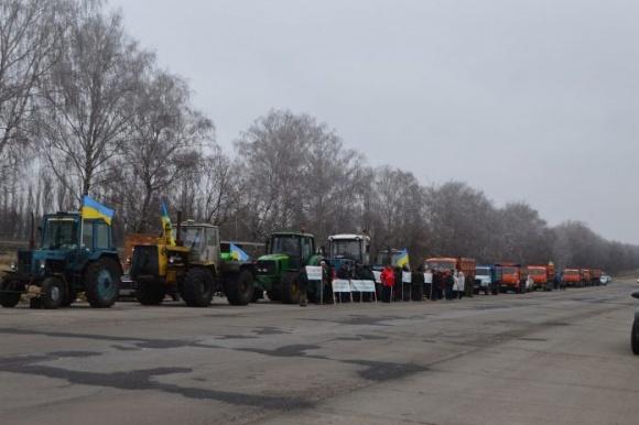 19 грудня аграрії визначаться із проведенням Всеукраїнського податкового страйку фото, ілюстрація