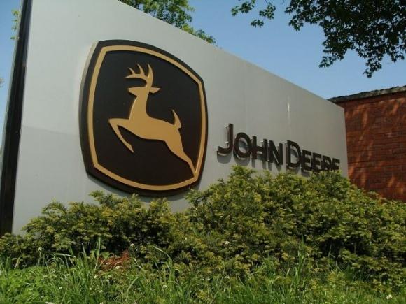 John Deere и DEUTZ объявили о сотрудничестве фото, иллюстрация