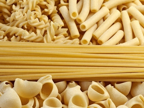 У США планують виготовляти макаронні вироби із червоної сочевиці та нуту фото, ілюстрація