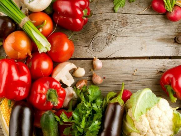 Переход на вегетарианство может спасти человечество от истощения ресурсов фото, иллюстрация