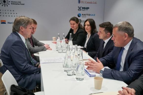 Зеленский и гендиректор Cargill обсудили увеличение объемов инвестиций в АПК Украины фото, иллюстрация