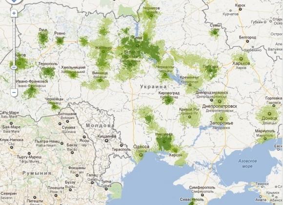 На интернативную карту нанесут 90 га земель учебных заведений фото, иллюстрация
