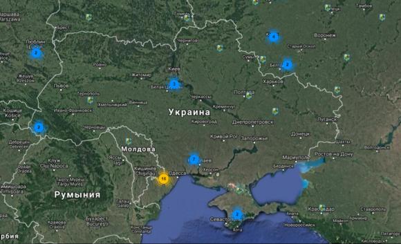 Украинцы создали соцсеть для оповещения пчеловодов об обработке полей фото, иллюстрация