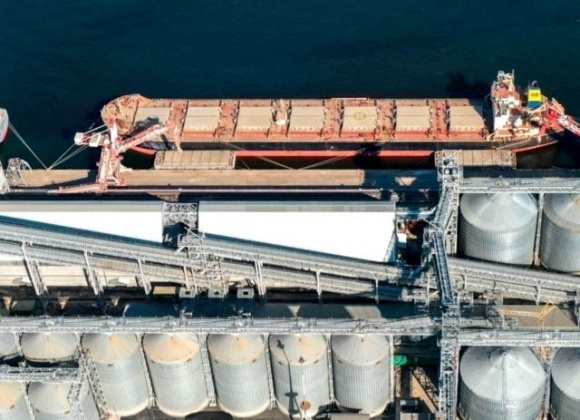 Половину EBITDA «Кернел» згенерувала інфраструктура та трейдинг фото, ілюстрація