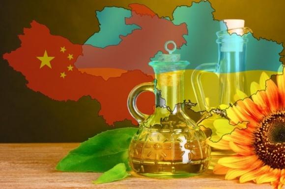 Украинские производители масличных упустили китайский рынок фото, иллюстрация