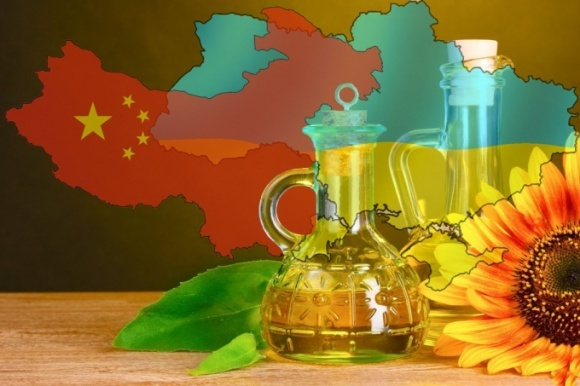 Українські виробники олійних упустили китайський ринок фото, ілюстрація