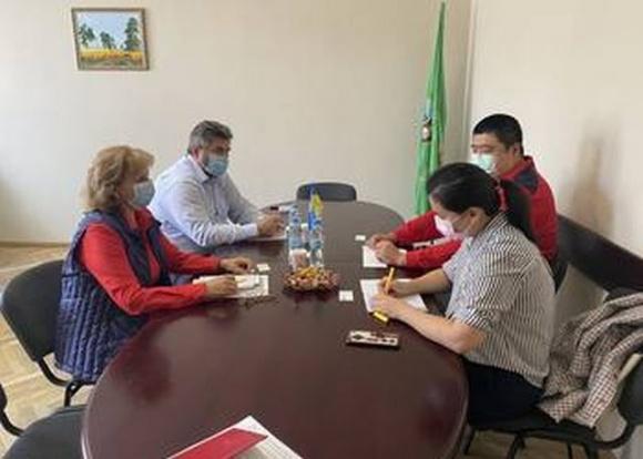 Китай планує створити в Україні сільськогосподарський індустріальний парк фото, ілюстрація