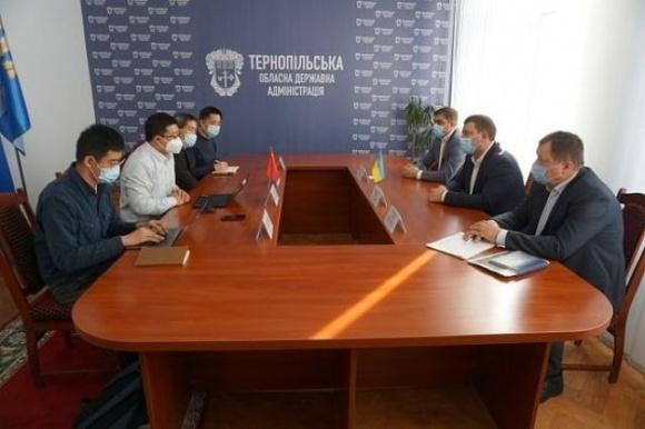 Китайська компанія зацікавлена в будівництві заводу з переробки кукурудзи на Тернопільщині фото, ілюстрація