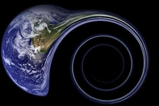Как будет выглядеть мир на четыре градуса теплее фото, иллюстрация