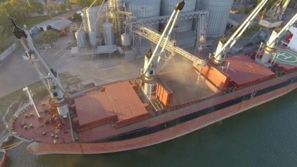 Резонанс від дефолтів за форвардами в Україні великий, а судна продовжують вантажитися, — Maxigrain фото, ілюстрація