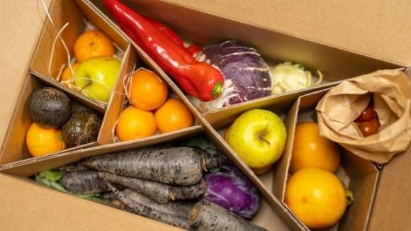 У Німеччині організували доставку наборів плодоовочевої продукції до будинку фото, ілюстрація