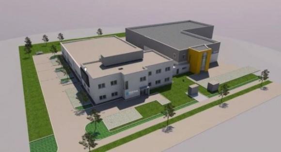 Почалося будівництво комплексного науково-дослідного центру компанії Corteva Agriscience в місті Ешбах, Німеччина фото, ілюстрація