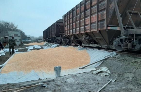 У Миколаєві затримали викрадачів 20 тонн кукурудзи фото, ілюстрація