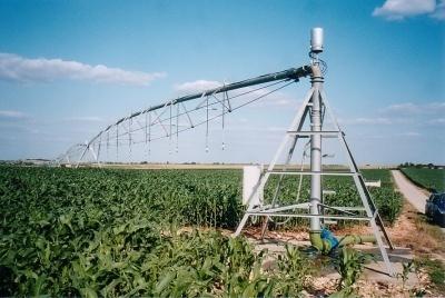 «Сварог Вест Груп» ввела в дію 5 дощувальних установок фото, ілюстрація