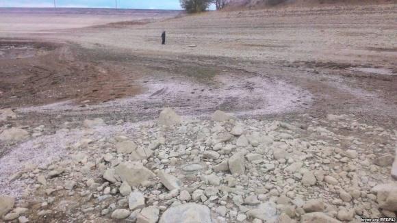 В аннексированном Россией Крыму от нехватки воды страдает 400 тыс. человек фото, иллюстрация