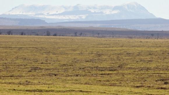 У Криму через посуху загинули ранні озимі фото, ілюстрація