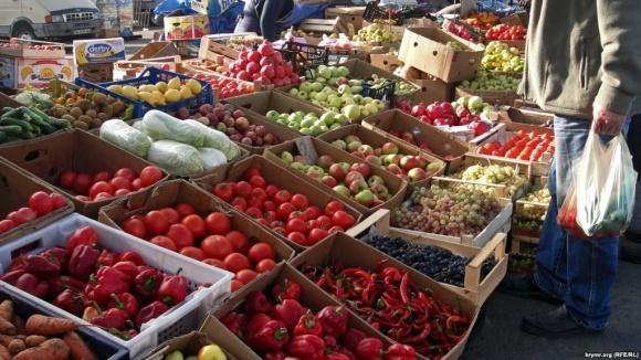 Крим стає заручником імпорту продуктів фото, ілюстрація