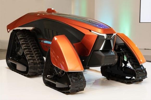 Kubota та Nvidia почали розробляти інтелектуальний автономний трактор фото, ілюстрація