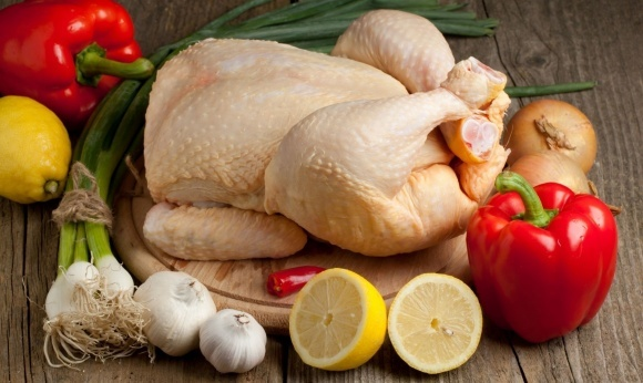 Еврокомиссию попросили применить принцип регионализации для курятины фото, иллюстрация
