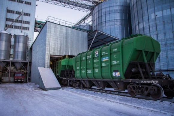 Парламент отменил дотации на вагоны-зерновозы фото, иллюстрация