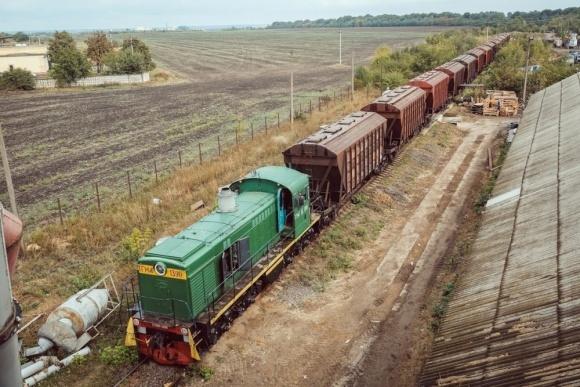 Нехватка вагонов приводит к остановке производства  крупнейших зерноперерабатывающих предприятий Украины фото, иллюстрация