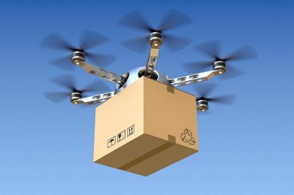 У Швейцарії використали дрони для обміну лабораторними зразками фото, ілюстрація