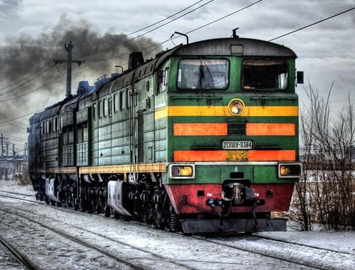 Зерновики вимагають прийняти закон про локомотивну тягу фото, ілюстрація