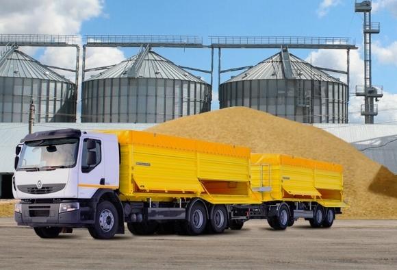 Автоперевозчики зерновых покидают рынок из-за низкой рентабельности бизнеса фото, иллюстрация