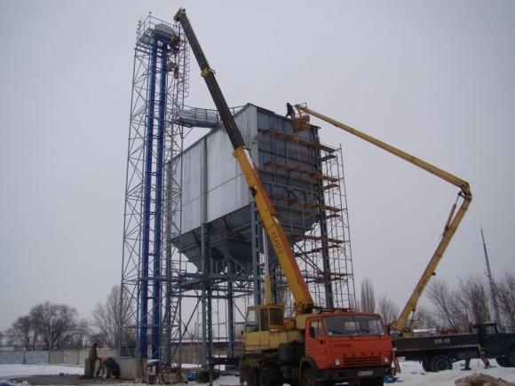 «Нібулон» зацікавився новим вузлом перезавантаження сільгосппродукції на Луганщині фото, ілюстрація