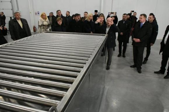 На Львівщині відкрили перший завод з доробки меду фото, ілюстрація