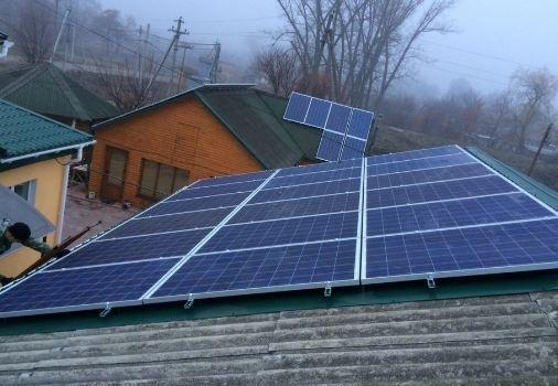 Львовская школа будет экономить 200 тыс. грн/год с солнечной электростанцией фото, иллюстрация