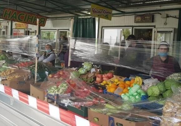 Во Львове продовольственные рынки вышли из карантина и сразу – результат фото, иллюстрация