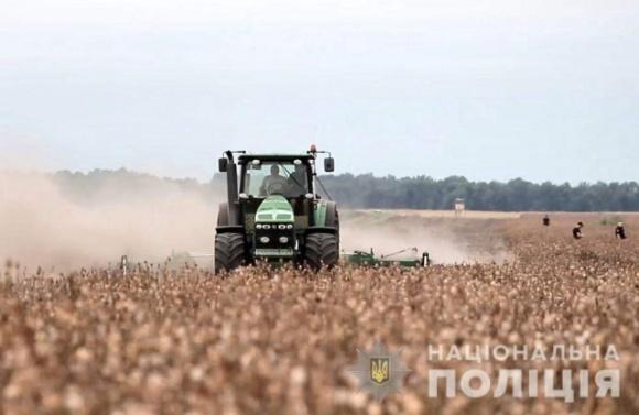 Агроному с Полтавщины объявили подозрение в выращивании наркосодержащего мака на 7 млрд грн фото, иллюстрация